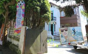 El Ayuntamiento da cinco días a la casona de El Carmen para cesar su actividad