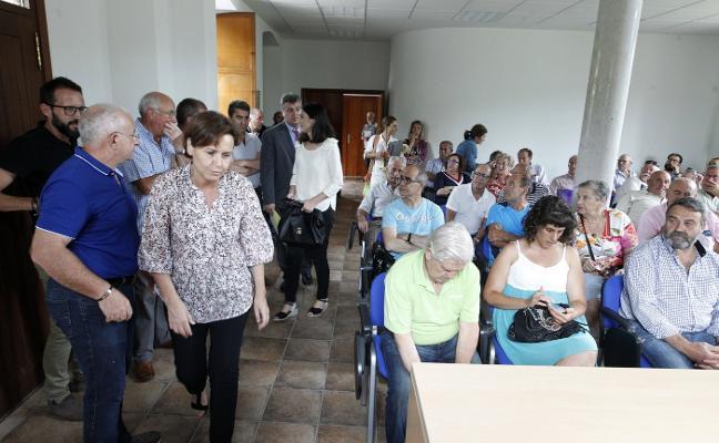 Lavandera engancha a más de 60 familias a la red de agua de la EMA