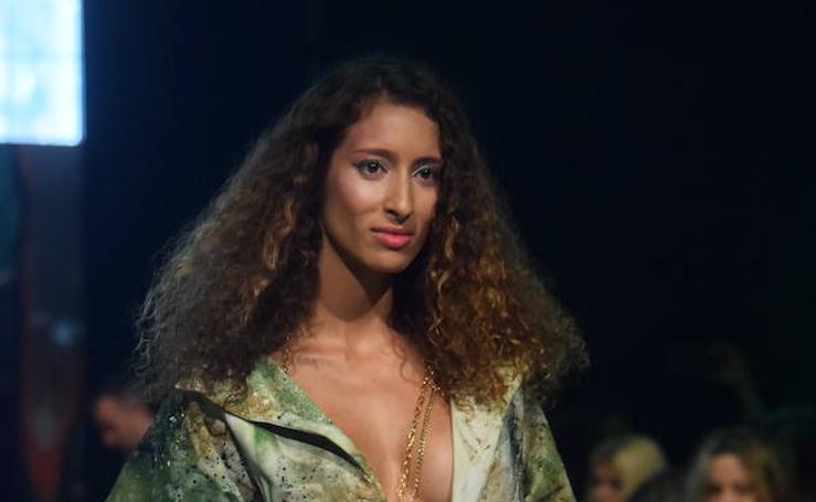 María Lafuente presenta colección en la Fashion Week Madrid