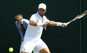 Verdasco y Marrero, investigados por posible amaño en Wimbledon