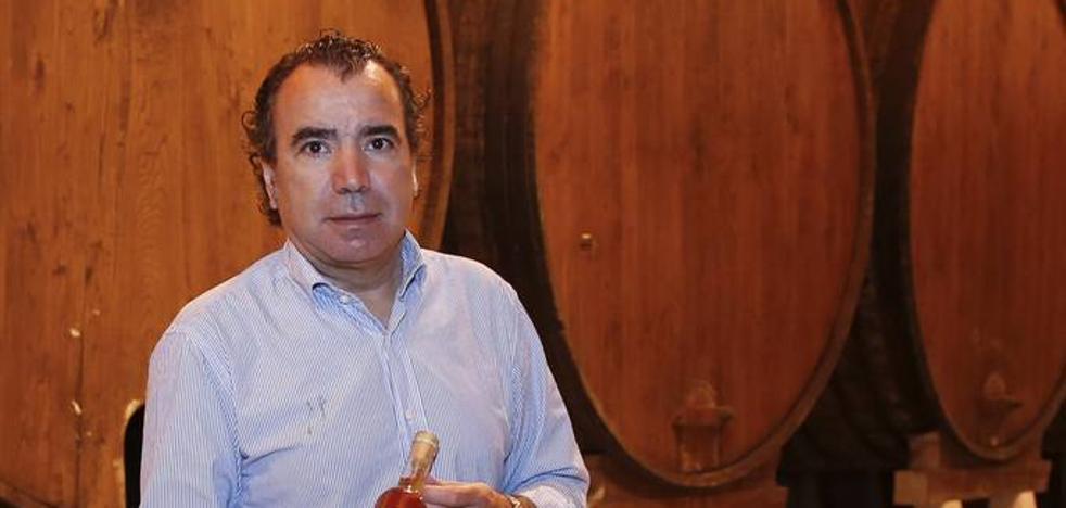«Nuestro vinagre de sidra está en la cocina de Berasategui»