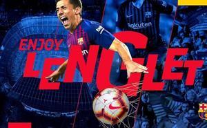 Clément Lenglet, nuevo jugador del Barcelona