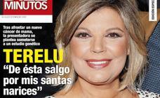 Terelu Campos: «De esta salgo por mis santas narices»