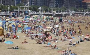 Vuelven el sol y el calor a Asturias hasta el fin de semana