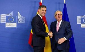 Bruselas enfría el optimismo y rebaja el crecimiento español una décima, hasta el 2,8%