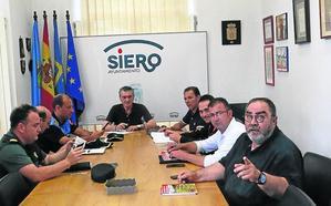 Siero aumenta hasta 179 los efectivos para el dispositivo de seguridad de El Carmín