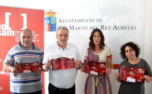 Promoción del turismo de San Martín en el MUMI y el Pozo Sotón