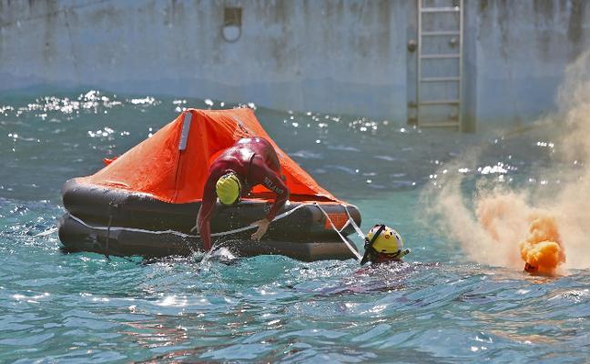 La difícil misión de ser rescatador