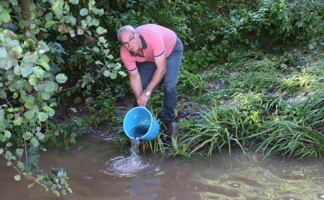 Noreña habilitará en el río un área recreativa de pesca sin muerte