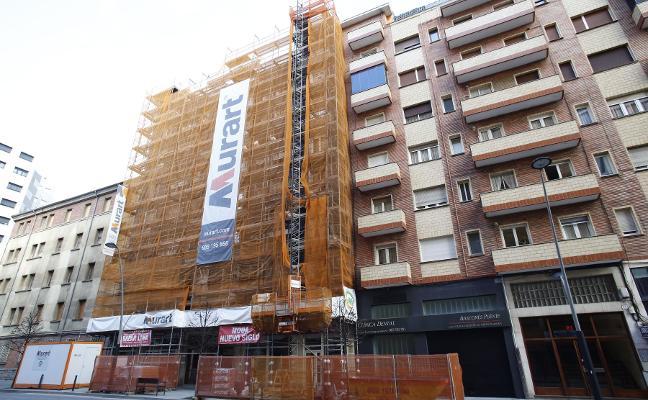 Las ayudas a fachadas ya aprobadas pero aún sin pagar suman 24 millones de euros