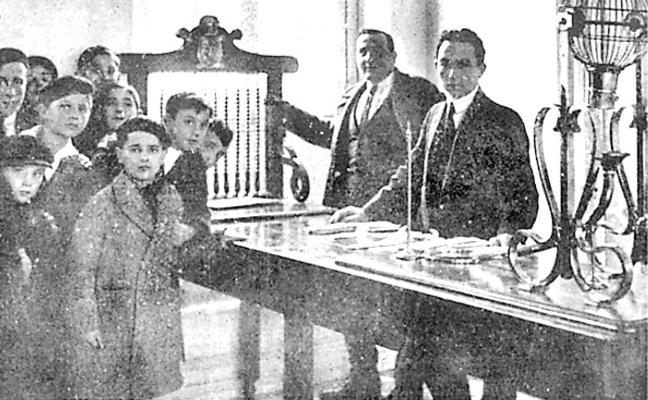 El Principado pone fin a las rifas Pro Infancia de Gijón y Benéfica de Oviedo