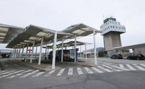 El aeropuerto cierra junio en negativo tras caer un 43% la ruta con Stansted