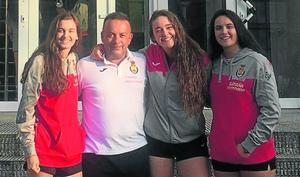 El técnico Alfredo Rodríguez dirigirá al HC Molteno italiano