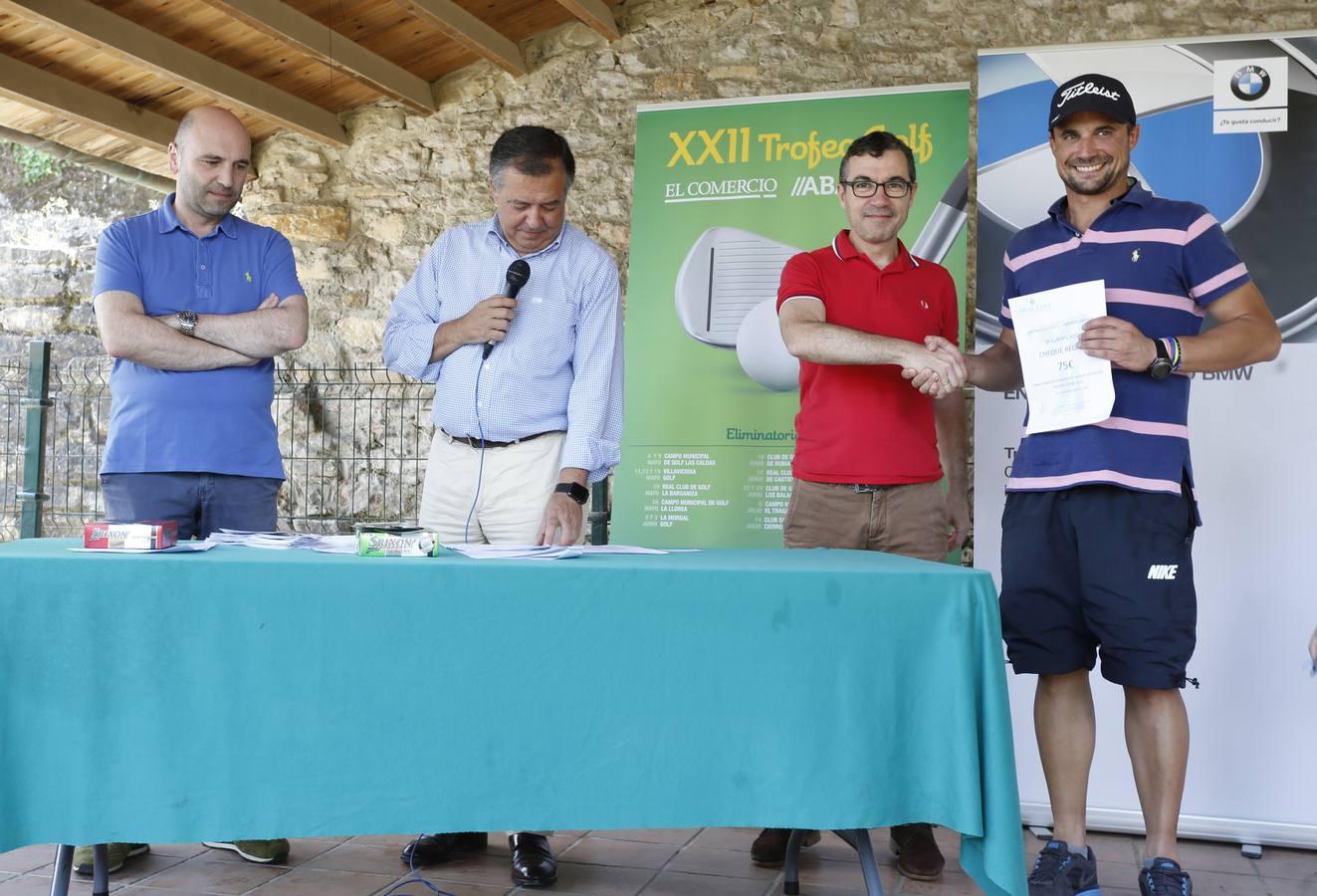 Trofeo de Golf El Comercio //Abanca: El Tragamon