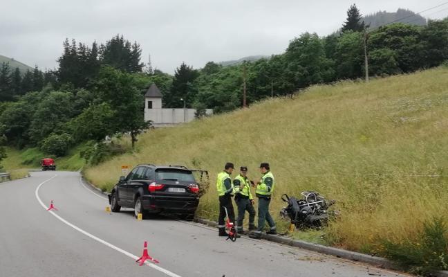 El 20% de los fallecidos en accidente son motoristas