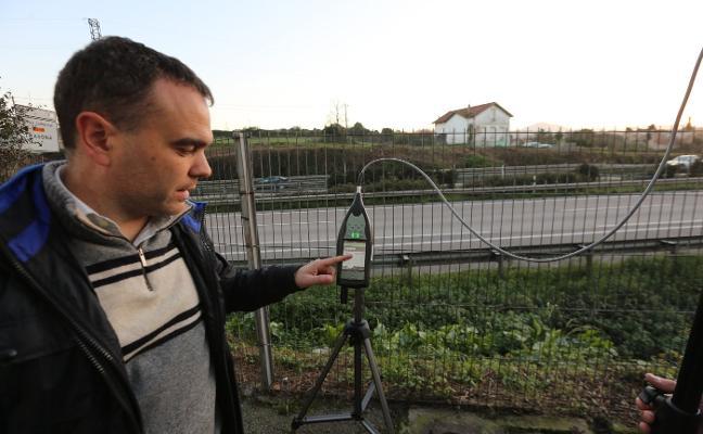 «Tenemos esperanza en solucionar el problema de los ruidos de Trasona»
