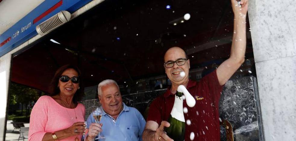Oviedo, agraciada con siete millones de euros de la Lotería Nacional