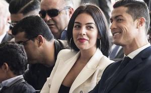 Georgina Rodríguez ya manda en Turín