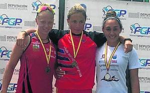 Seis medallas para Asturias en la primera jornada