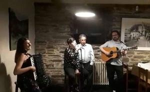 Así canta el presidente de Cantabria