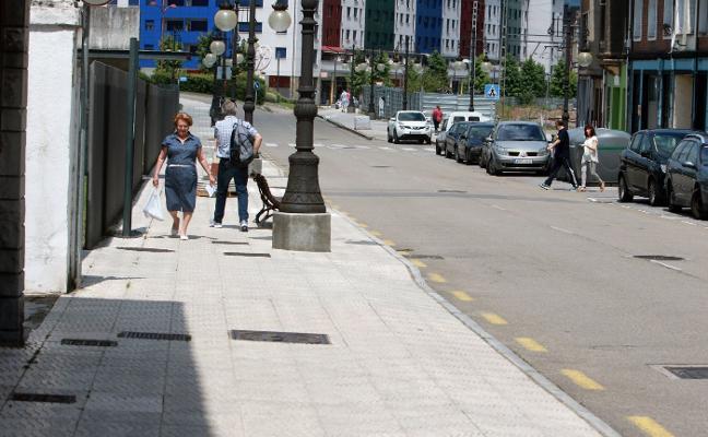 Los langreanos elegirán por encuesta los árboles para plantar en la calle La Unión
