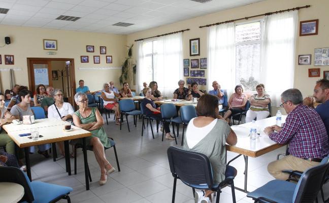 La parroquia de Naveces vuelve a contar con una asociación de vecinos