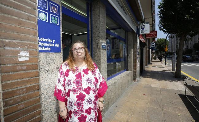 Un segundo premio deja 250.000 euros en Gijón
