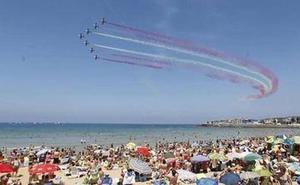 El XIII Festival Aéreo abrirá mañana su semana de actividades
