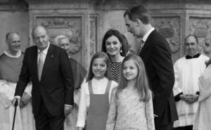 La visita de la Princesa a Asturias
