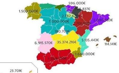 El Ministerio de Agricultura sitúa a Guadalajara en Castilla y León
