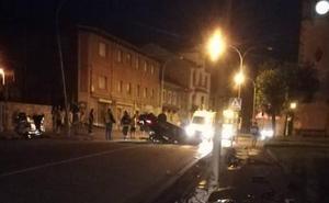 El joven de Piloña que se estrelló con el coche e intentó huir no tenía carné de conducir