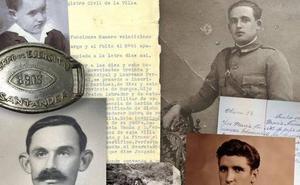 El Principado busca a familiares de soldados enterrados en fosas de Cantabria