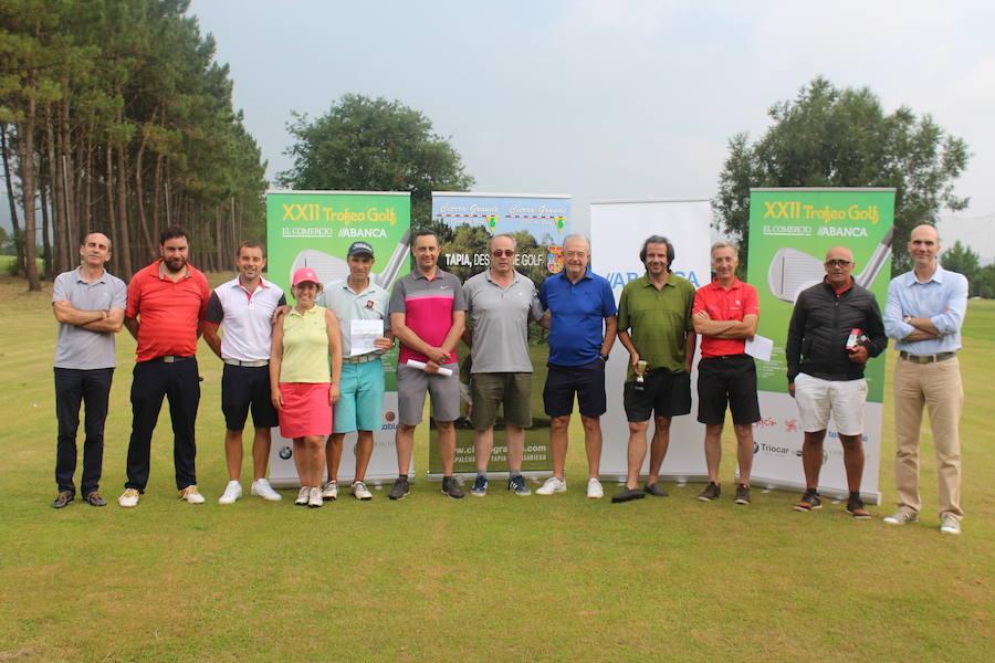 Trofeo de Golf El Comercio //Abanca: Cierro Grande