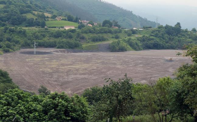 La Pereda generó más de cinco millones de toneladas de cenizas en veinte años