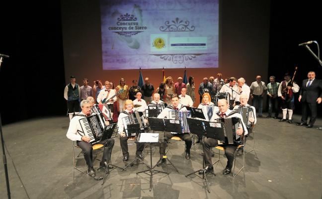 La canción asturiana alza la voz