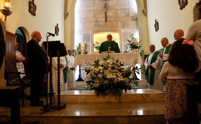 Tresali recuerda el origen de la iglesia de San José