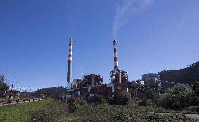 La producción de las térmicas asturianas creció un 36% en 2017 en pleno debate por su futuro