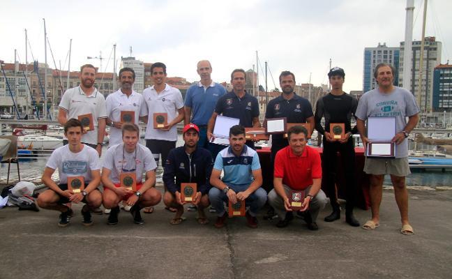 Los canarios Del Castillo se llevan la Copa de España