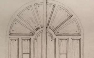 Urbanismo concede la licencia para cambiar la puerta de San Miguel de Lillo