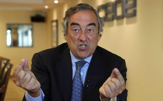 Rosell defiende la unanimidad de la CEOE en el pacto de la negociación colectiva