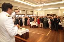 Los marinos honran a su patrona en Gijón