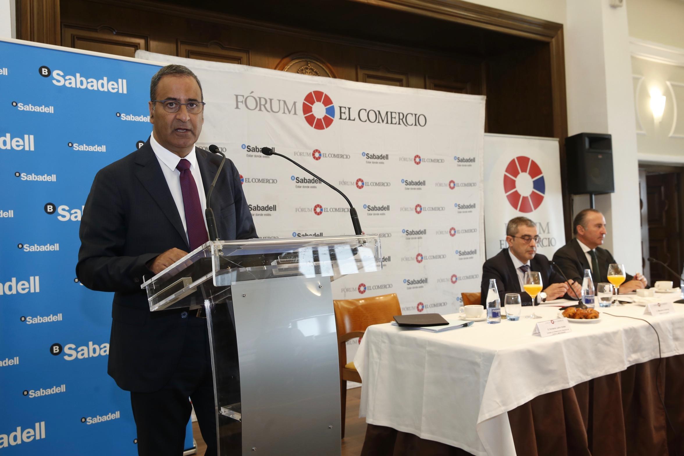 Fernando Lastra desgrana el plan del área central en el Fórum EL COMERCIO