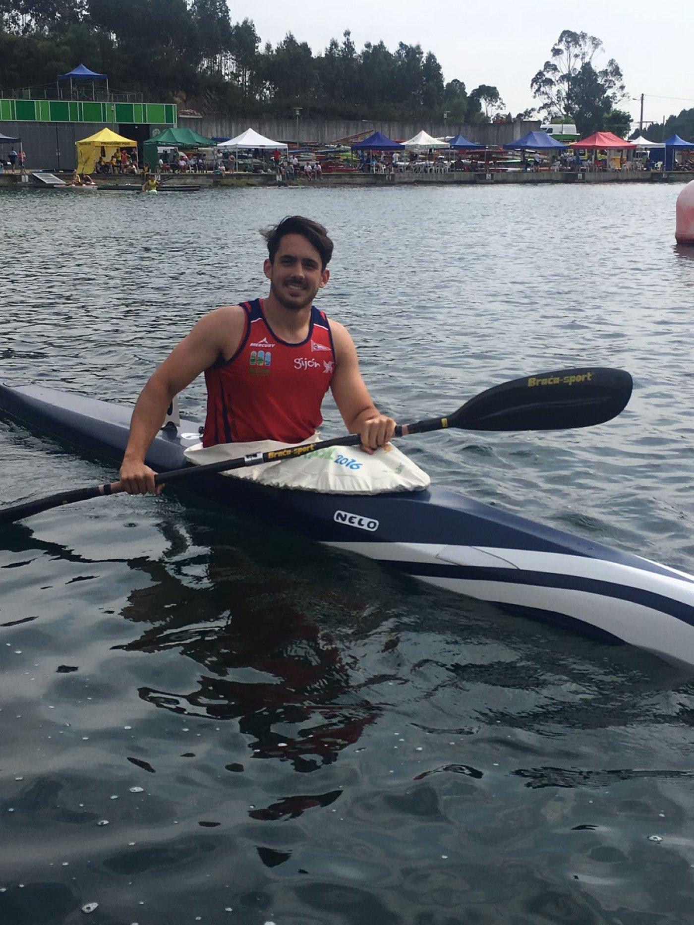 Juan Oriyés logra el billete para el Mundial absoluto