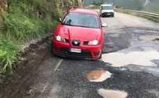 La carretera de Tuña a Belmonte de Miranda se licitará tras las quejas de los usuarios