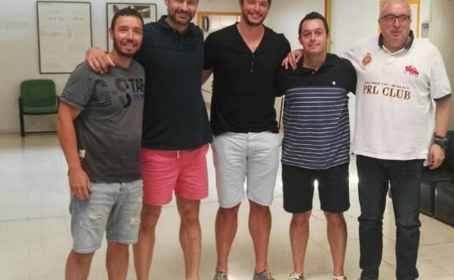 Jorge Martínez realiza el curso Máster Coach junto con Alberto Entrerríos