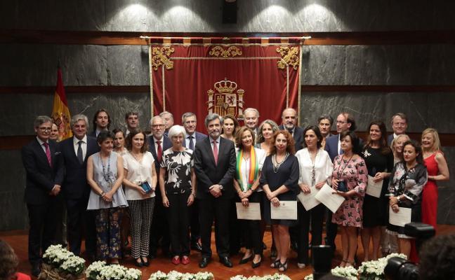 El juzgado ovetense de Primera Instancia, premio al «más eficaz» del país