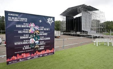 La fiesta Holi Peace del Gijón Life del domingo será gratuira