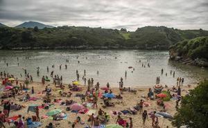 Una playa de Asturias, entre las mejores de Europa, según National Geographic