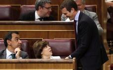 Santamaría y Casado se enzarzan en una guerra de cifras sobre sus apoyos