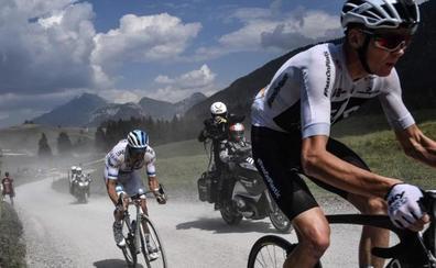 Una etapa corta e intensa por los Alpes
